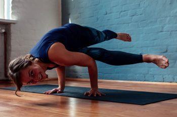 Yoga und der Zyklus, Teil 1: Die Kraftphase