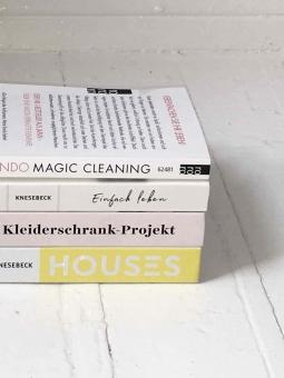 Bookspiration: einfacher leben durch weniger Besitz