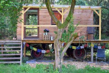 Bauwagen Waldhaus