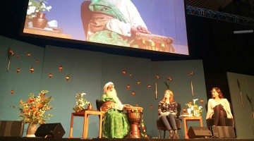 sadhguru in berlin_fuck lucky go happy