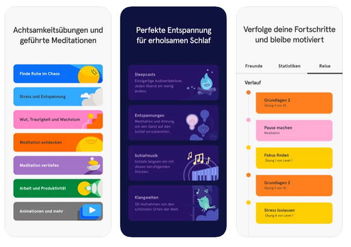 Achtsamkeit to go: 5 Meditations-Apps im Test 15