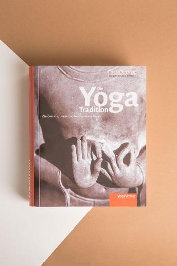 Feuerstein Yoga Philosophie Atlas