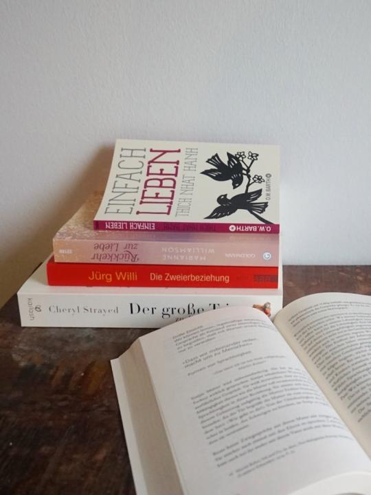 Bookspiration: Warum Liebe weh tut 6