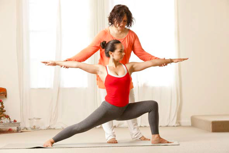 Yogatherapie Ausbildung in Berlin 4