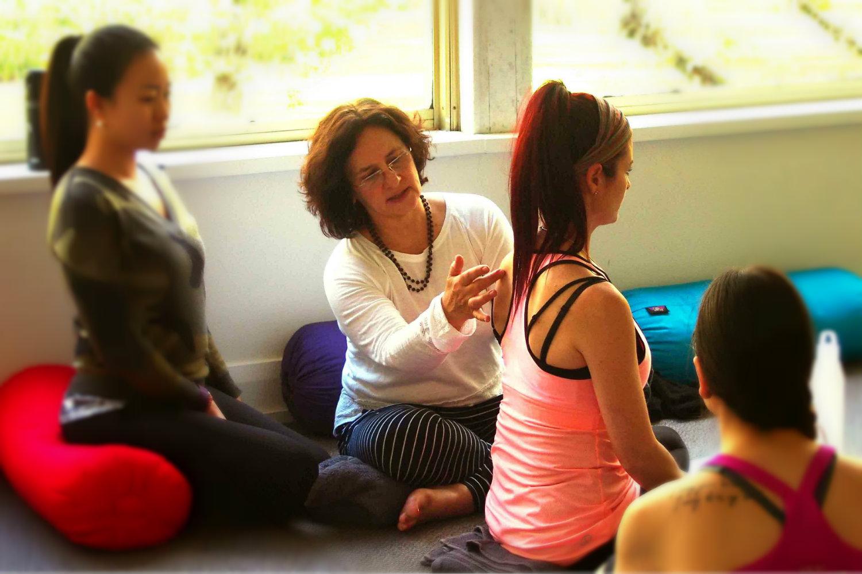 Yogatherapie Ausbildung in Berlin 5