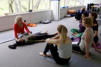 Yogatherapie Ausbildung in Berlin 6