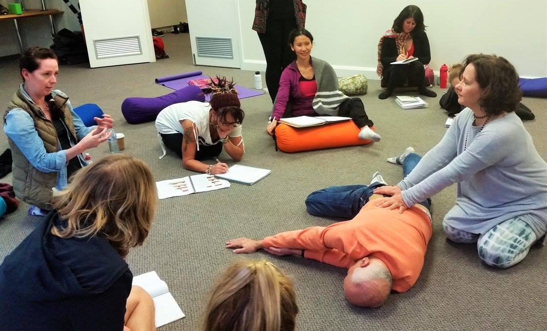 Yogatherapie Ausbildung in Berlin