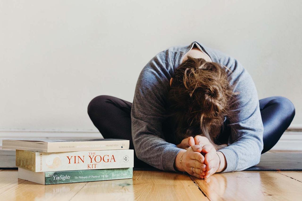Die Wichtigsten Yin Yoga Bucher