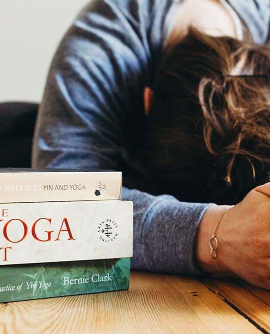 Bookspiration: Die wichtigsten Yin Yoga Bücher