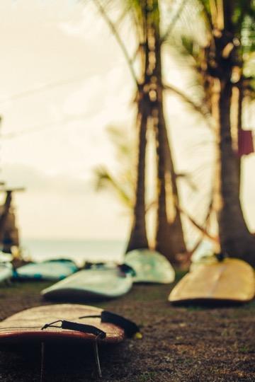 Das sind die besten Surf und Yogareisen 2018 4
