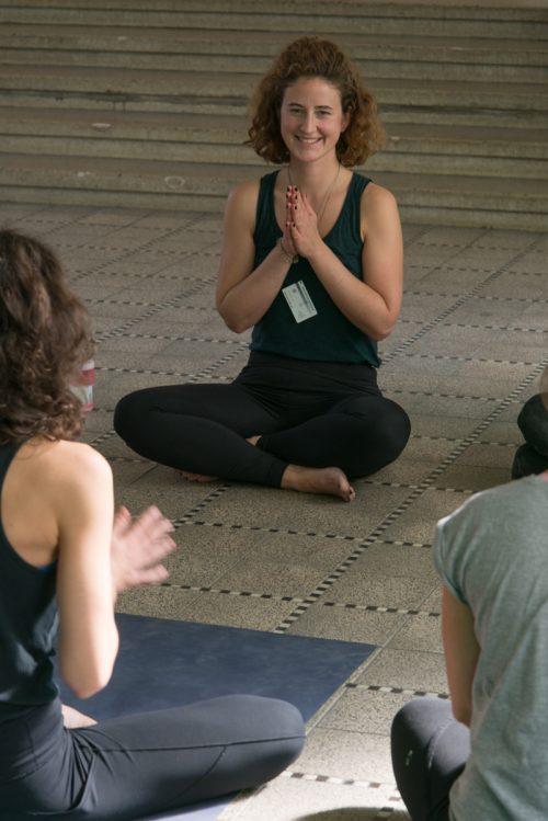 Ein Jahr Yogalehrerin: Der Reality Check 1