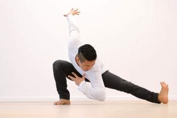 Yoga- und Kampfkunstlehrer Jang-ho Kim im Interview 2