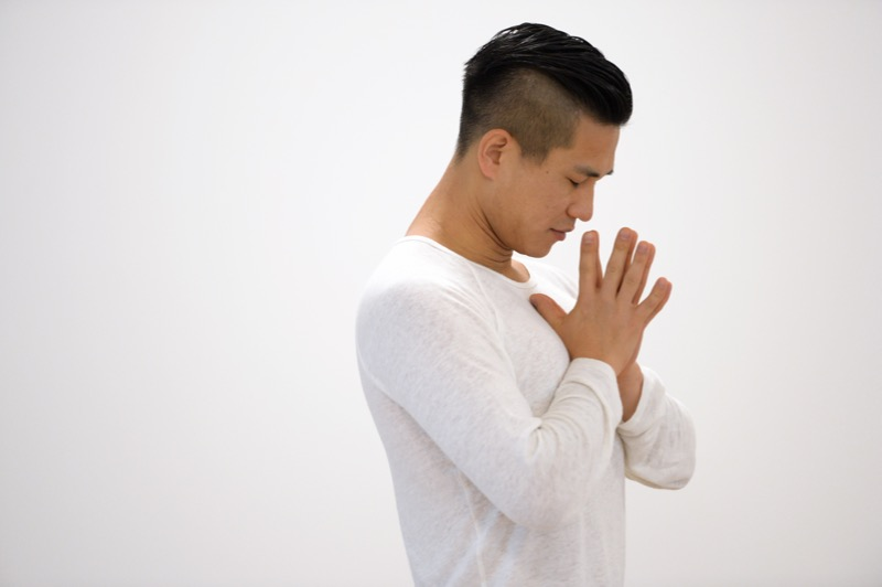 Yoga- und Kampfkunstlehrer Jang-ho Kim im Interview 1