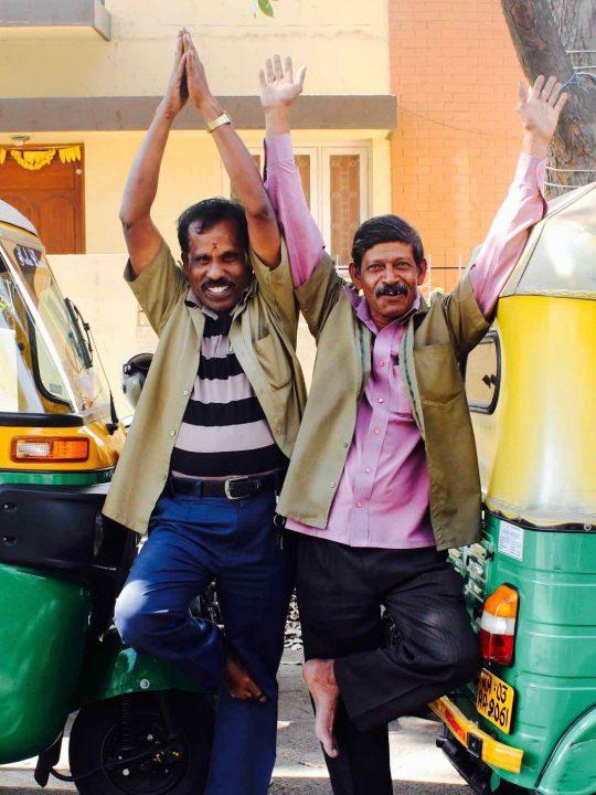 Zwischen Ashram und Bodyshape: Yoga in Indien heute