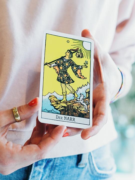 Fools Rush In: Die neue Tarot-Serie