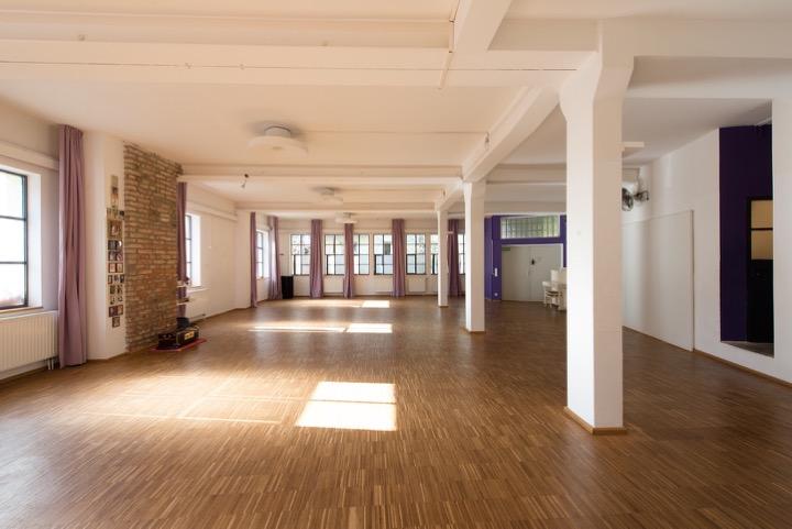 Yoga Studio Jivamukti München