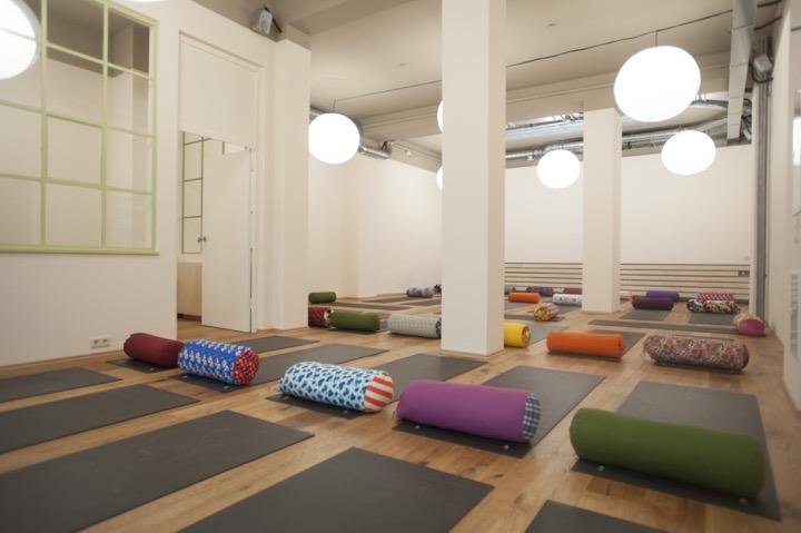 Yoga Studio Amienas Werkstatt München