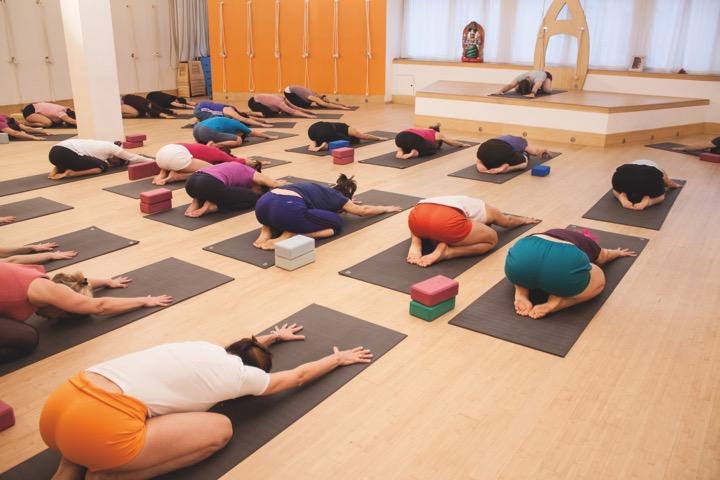 Yoga Studio iYoga München
