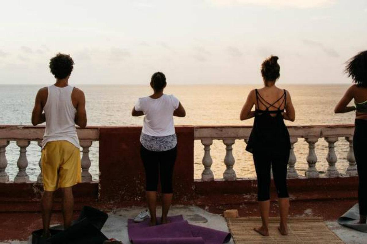 Yoga Underground: Wo du in Havanna Yoga üben solltest 1