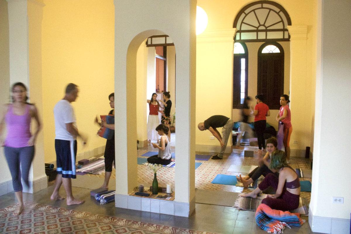 Yoga Underground: Wo du in Havanna Yoga üben solltest 4