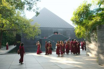 The Buddhafield: Zwei Wochen im OSHO International Meditation Resort in Pune