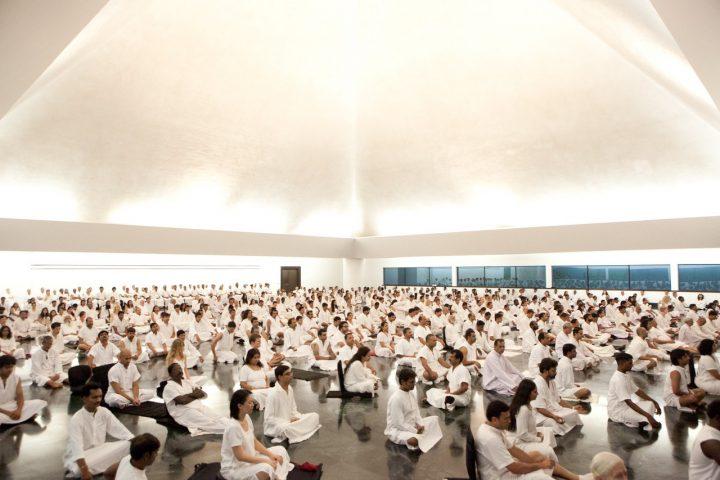 Osho Meditationshalle