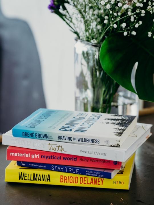 Bookspiration: 5 Spiri-Bücher jenseits des Eso-Blablas 6