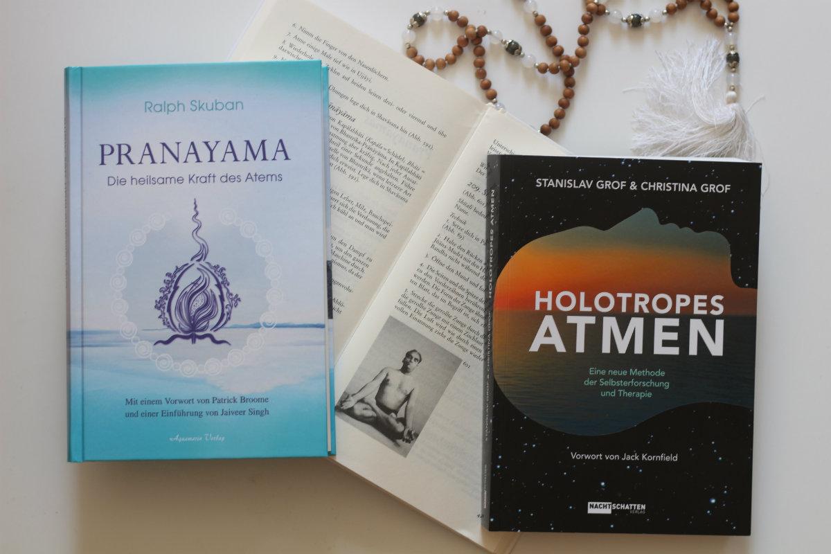 Take a deep breath and Pranayama 3