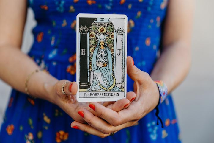 Tarot Basics #2: Die Hohepriesterin 1