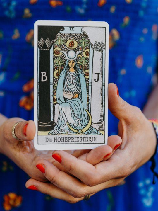 Tarot Basics #2: Die Hohepriesterin 2