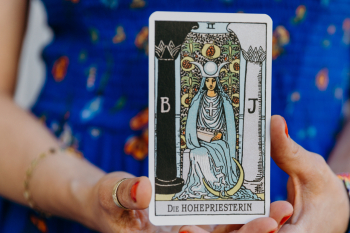 Tarot Basics #2: Die Hohepriesterin 3