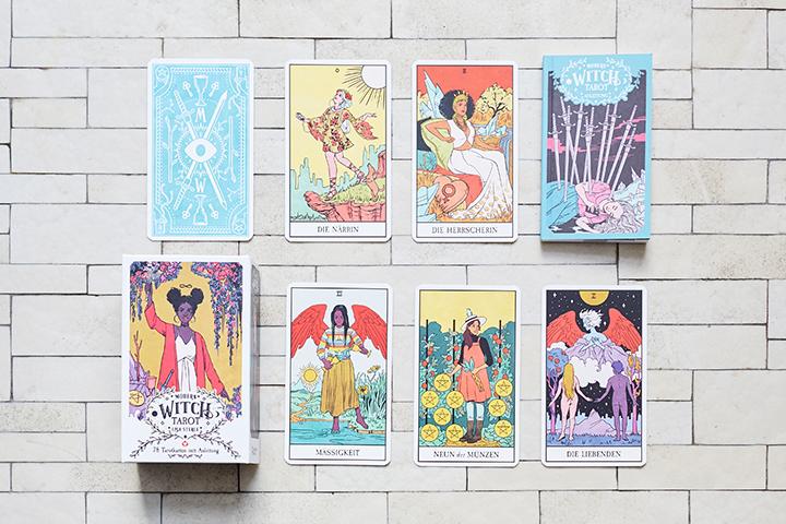 Welches Tarot-Deck ist das richtige für mich? 10
