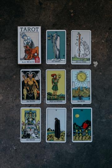 Welches Tarot-Deck ist das richtige für mich? 2