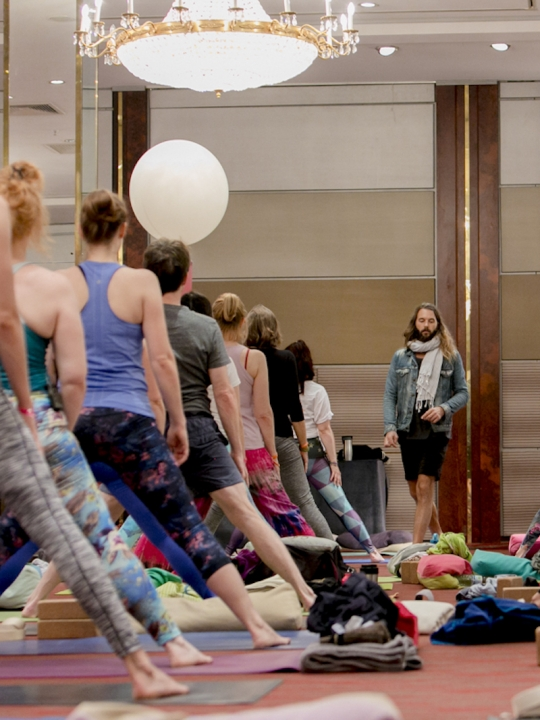 Be the Change: Die YogaConference Germany in Köln