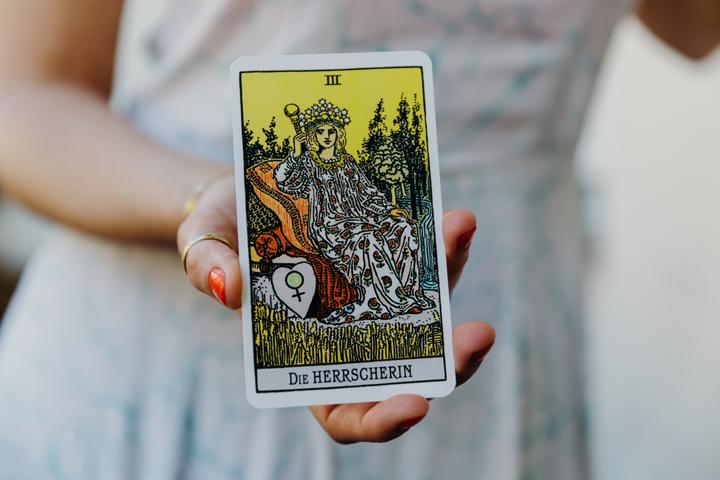 Tarot Basics #3: Die Herrscherin 1