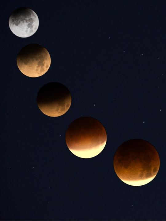 Moon Energy: Wie du die Kraft des Mondes für dich nutzen kannst 1