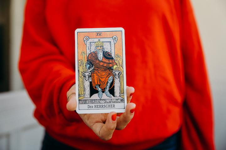 Tarot Basics #4: Der Herrscher 1