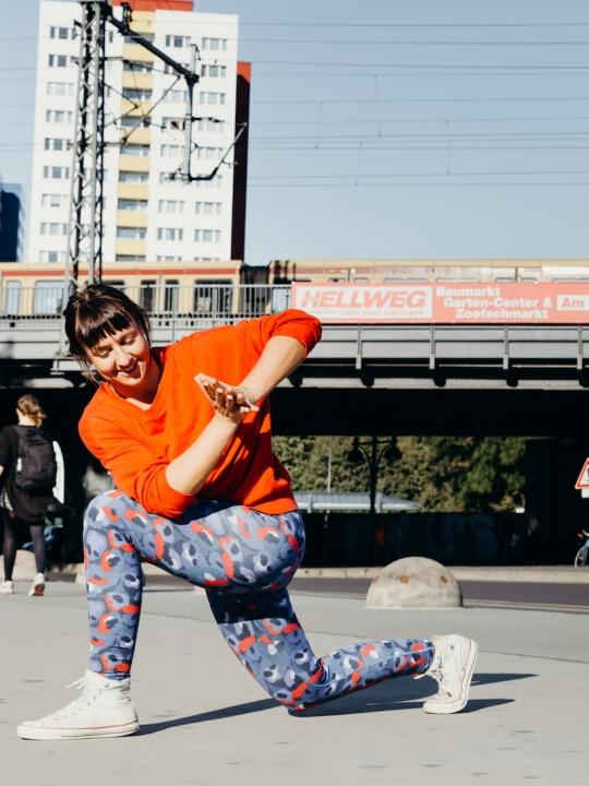 City-Guide für Yogis: Rebeccas Hotspots in Berlin