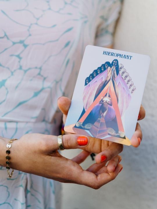 Tarot Basics #5: Der Hierophant