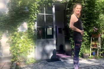 Und plötzlich ist alles ganz anders: Schwanger sein als Yogalehrerin