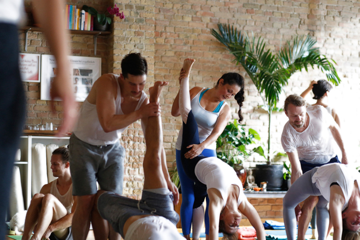 Yogafürdich: 200h Power Vinyasa Ausbildung in Berlin 1