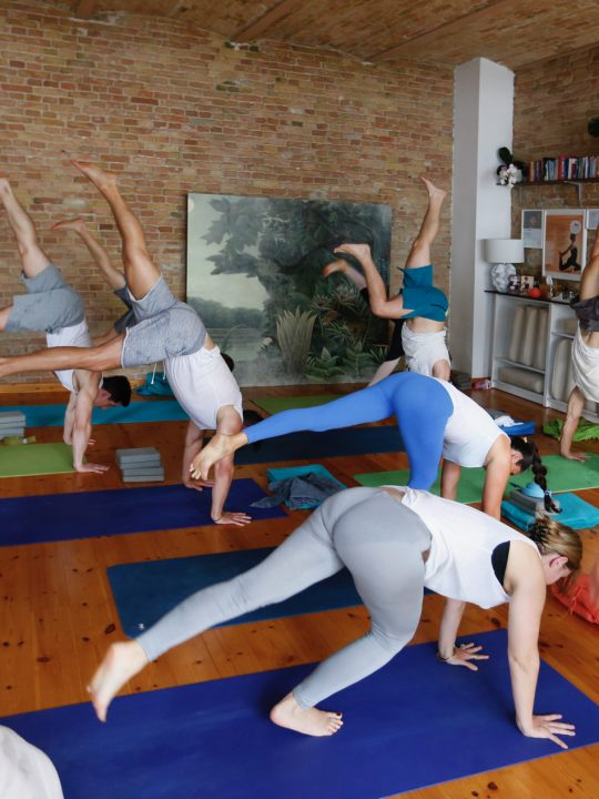 Yogafürdich: 200h Power Vinyasa Ausbildung in Berlin 2