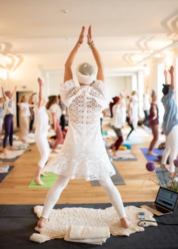 Kundalini Yoga Ausbildung mit Panch Nishan Kaur Khalsa in Berlin 6