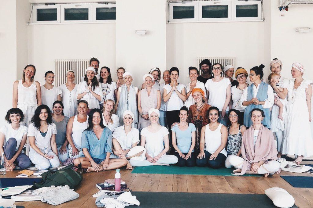 Kundalini Yoga Ausbildung mit Panch Nishan Kaur Khalsa in Berlin 7