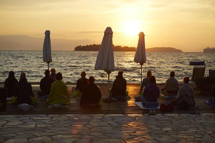 Yoga mit den Stars: So war das YogaEasy Allstars Retreat 2018 auf Korfu 8