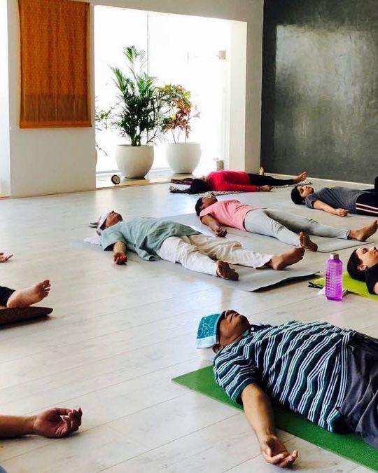 Yoga Nidra: Die Perle der Tiefenentspannung