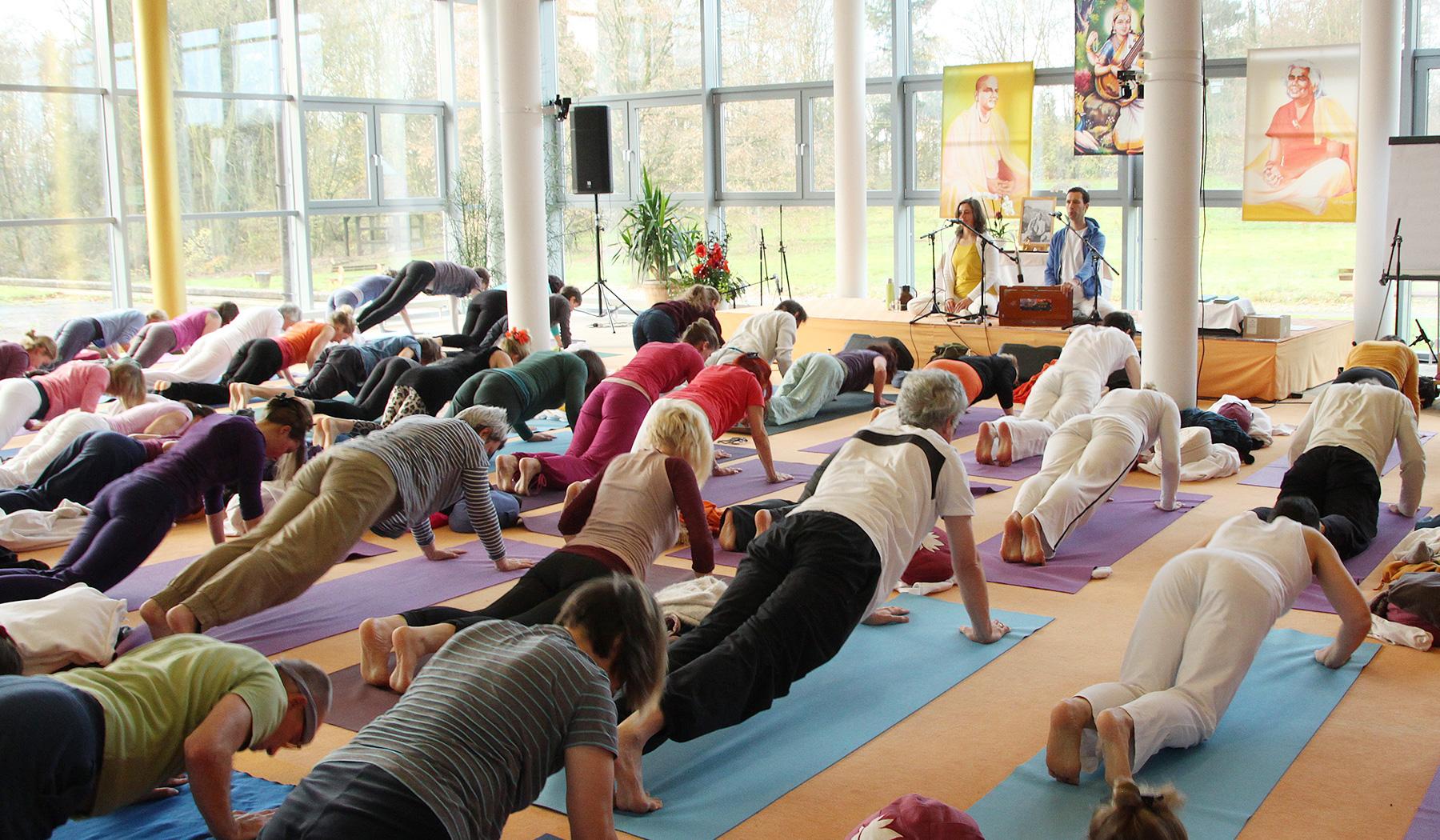 Yoga Vidya In 4 Wochen 2 Oder 3 Jahren Yogalehrer In Werden