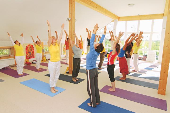 Yoga Vidya: In 4 Wochen, 2 oder 3 Jahren Yogalehrer werden 2