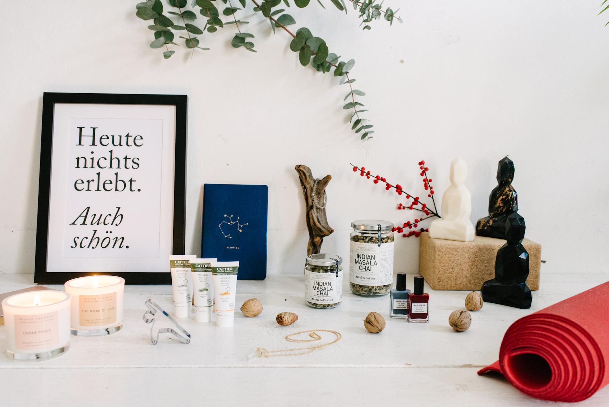 24 Weihnachtsgeschenke für Yogis unter 100 Euro
