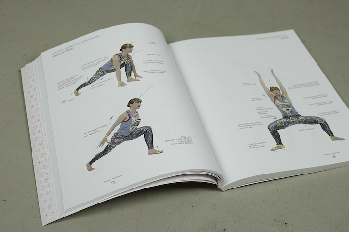 Ausrichtung in der Yoga Asana: Das neue Multimedia-Yogabuch 1